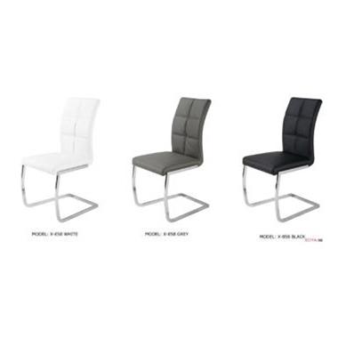 כסאות: כסא נירוסטה דגם דבורה