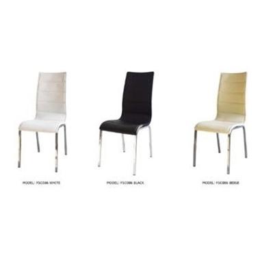 כסאות: כסא נירוסטה דגם ויולט