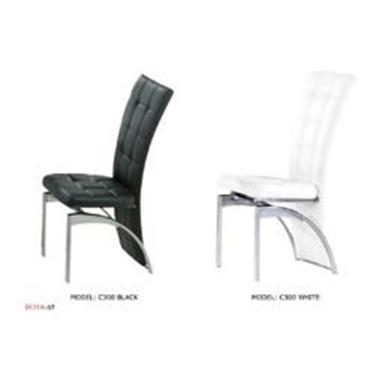 כסאות: כסא נירוסטה דגם ויקי