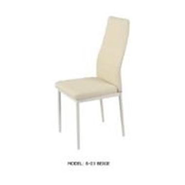 כסאות: כסא נירוסטה דגם ורה