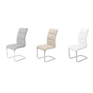 כסאות: כסא נירוסטה דגם גאיוס
