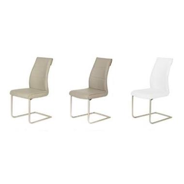 כסאות: כסא נירוסטה דגם גיא