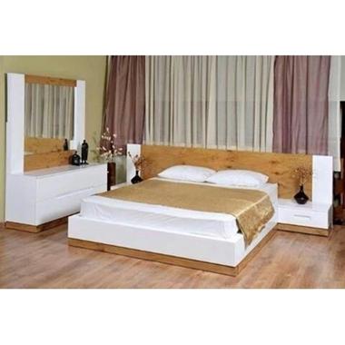 חדרי שינה: חדר שינה זוגי איכותי דגם טניה