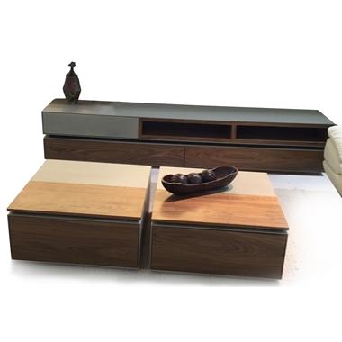 מזנונים ושולחנות טלוויזיה: מזנון + שולחן דגם דורין