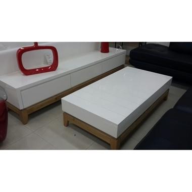 תמונה של מזנונים ושולחנות טלוויזיה: מזנון + שולחן דגם ליהיא