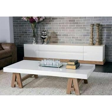 תמונה של מזנונים ושולחנות טלוויזיה: מזנון + שולחן דגם צבי