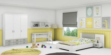 תמונה של חדר ילדים: חדר ילדים דגם אמה