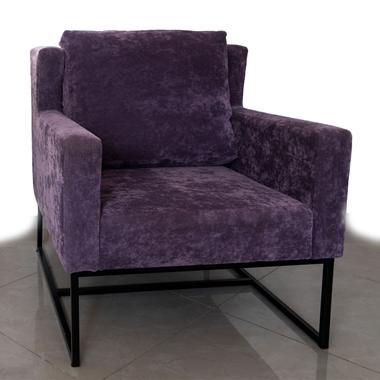 תמונה של כורסאות: כורסא בעלת מושב מרופד דגם קארין