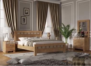 חדר שינה זוגי מיוחד דגם מסילות