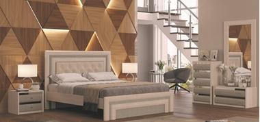 חדר שינה זוגי מדהים דגם דאבל