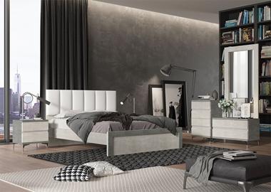חדר שינה זוגי מקסים דגם כריות