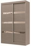 תמונה של ארונות הזזה: ארון הזזה מיוחד דגם אנוביס אקסטרה לארג'