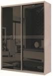 תמונה של ארונות הזזה: ארון הזזה מיוחד דגם ווינדיגו אקסטרה לארג'