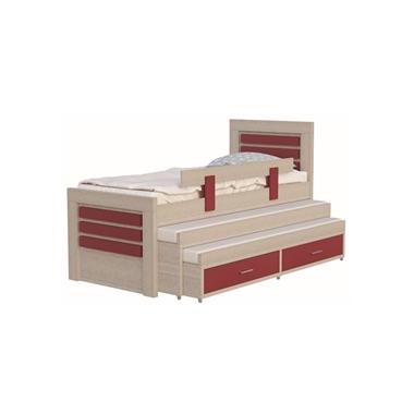 מיטה לחדר ילדים ונוער דגם קראצ'ר