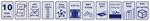 תמונה של מזרני קיסריה דגם מדיטיישן-זוגי