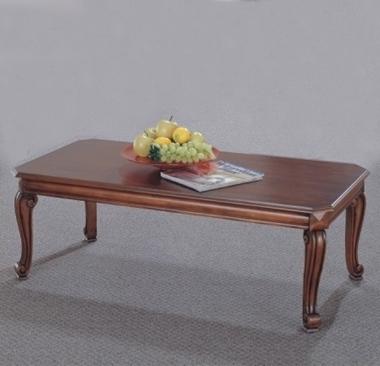 מזנונים ושולחנות טלוויזיה: שולחן סלון בעיצוב עתיק דגם ארז