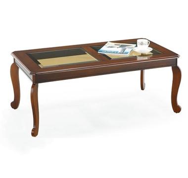 מזנונים ושולחנות טלוויזיה: שולחן סלון בעיצוב עתיק דגם גדעון