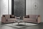 תמונה של ספות ומערכות ישיבה:  סלון 2 + 3 דגם אנגל נפתח למיטה