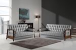 תמונה של ספות ומערכות ישיבה:  סלון 2 + 3 דגם ארנה נפתח למיטה