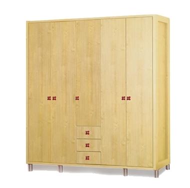 ארונות בגדים: ארון 5 דלתות במחיר משתלם דגם שובל