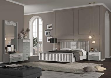 חדרי שינה: חדר שינה זוגי דגם ויטוריו