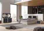 תמונה של חדרי שינה: חדר שינה זוגי דגם מילנו