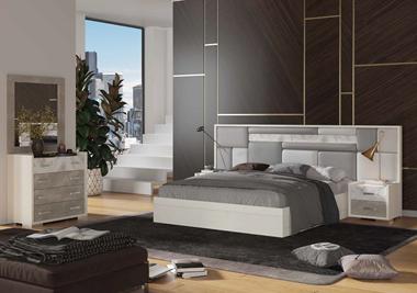 תמונה של חדרי שינה: חדר שינה זוגי דגם טורונטו