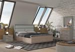 תמונה של חדרי שינה: חדר שינה זוגי דגם טוסקנה