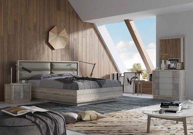חדרי שינה: חדר שינה זוגי דגם גולן