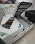 תמונה של מיטה מלכותית מפוארת דגם סולטן