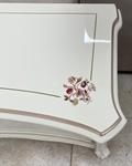 תמונה של סט מפואר שולחן סלון ומזנון דגם מידאה