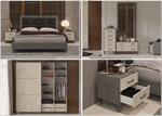 תמונה של חדרי שינה: חדר שינה יוקרתי, כולל הכל דגם אורלי