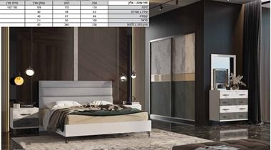 תמונה של חדרי שינה: חדר שינה יוקרתי, כולל הכל דגם אילן