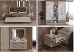 תמונה של חדרי שינה: חדר שינה יוקרתי, כולל הכל דגם דיאנה